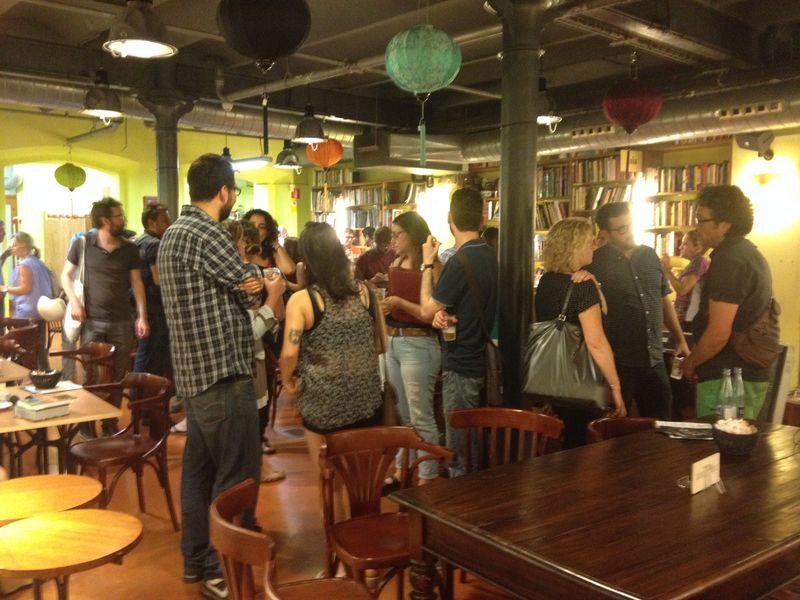 InterDocsBarcelona Meeting Point 17