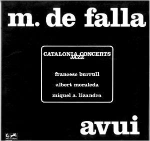FOTO Disc Manuel de Falla 1976 BLOG