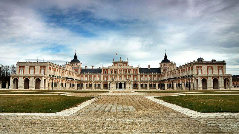 Palacio Real Aranjuez_Consejo de Europa