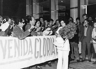 Gloria Lasso a Méxic