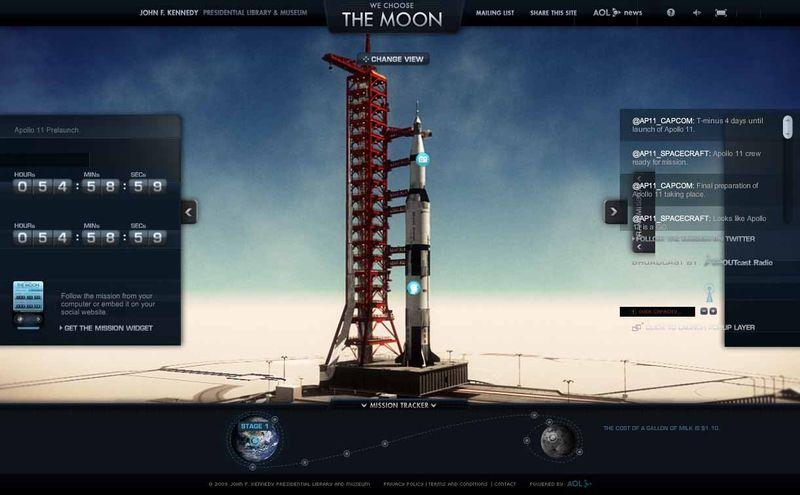 We choose the moon_0