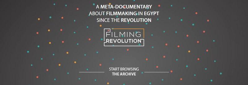 Filming revolution 1