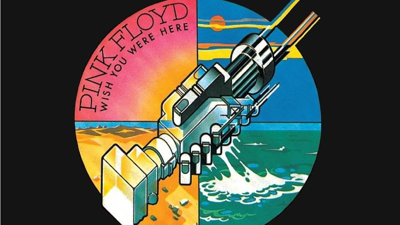 Pink Floyd Wish you were hereOk