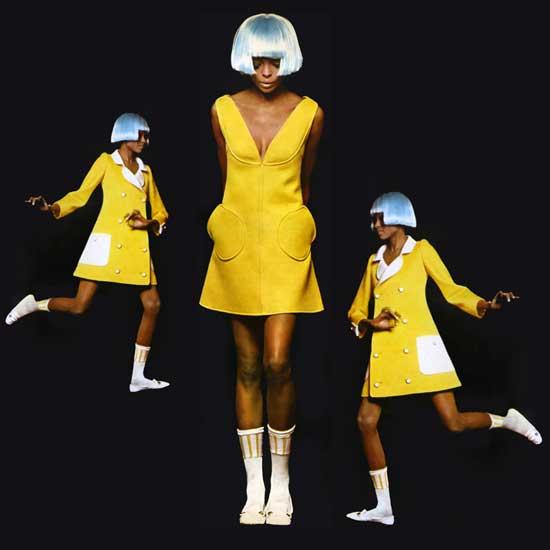 Diseños-de-André-Courrèges-de-1966