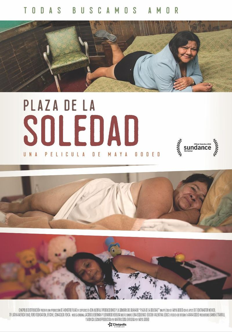 SO-PLAZA DE LA SOLEDAD-POSTER
