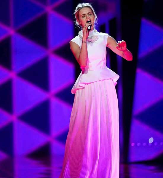 La-cantante-Gabriela-Guncikova-de-la-República-Checa