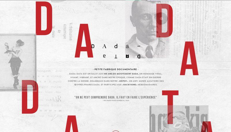 Dada data