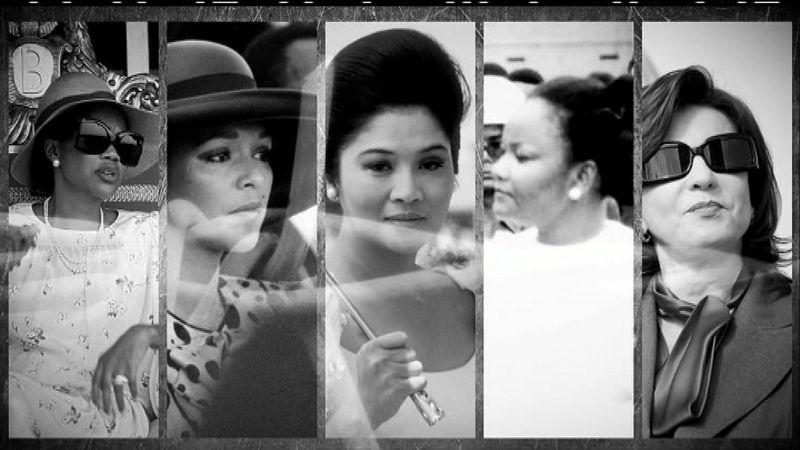 Esposas de dictadores