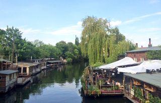 A orillas del rio Spree