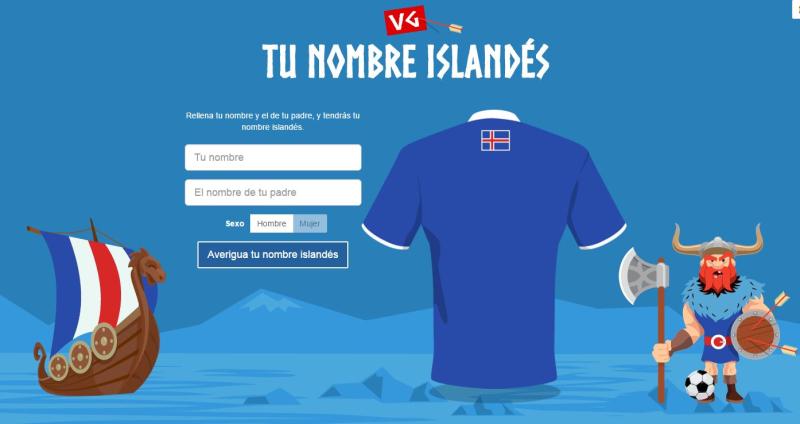 Islandes