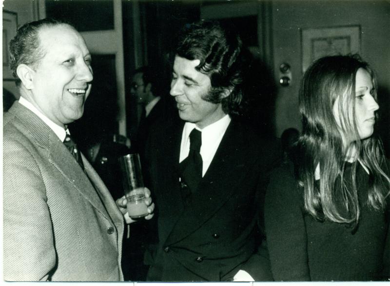 1970's Abelard Roura i Pepe Antequera Los OLÉ's de la canición