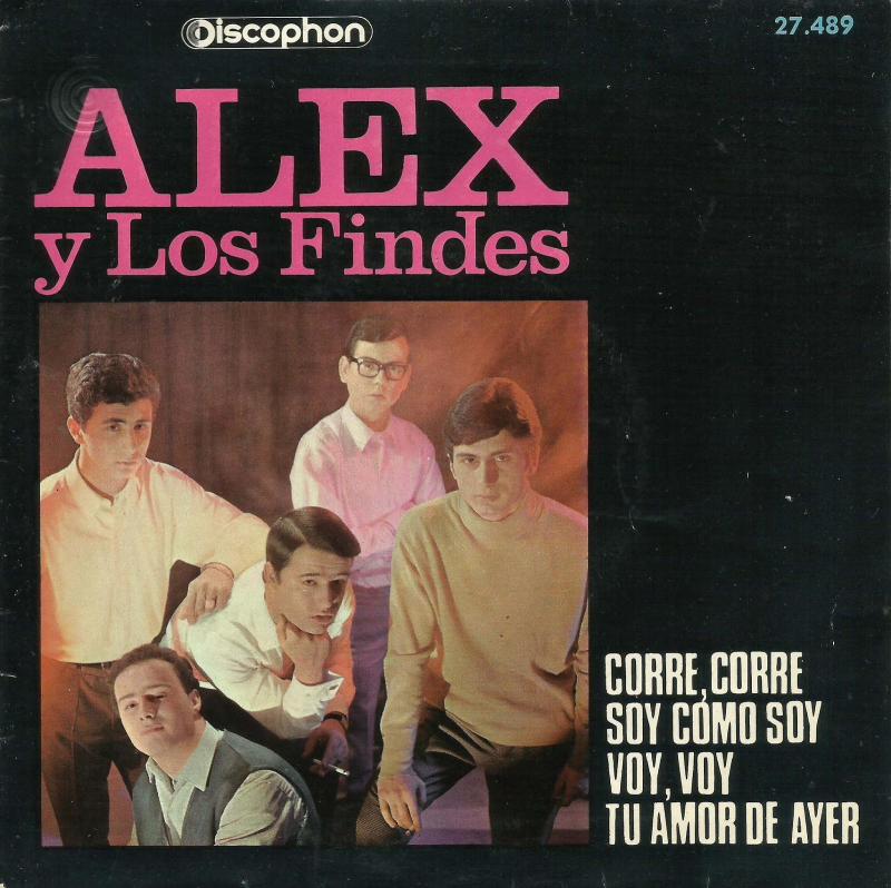 ALEX Y LOS FINDES Corre Corre