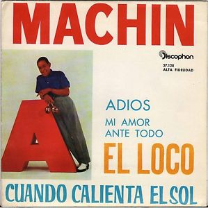 Antonio Machín EP