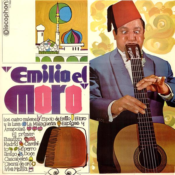 Emilio el Moro 1969