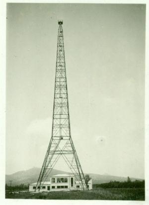 1937 maig Antena EAJ 15 Viladecans BLOG