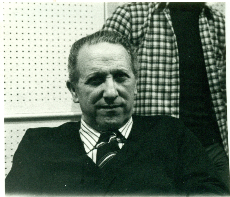 Abelard a l'estudi Discophon potser