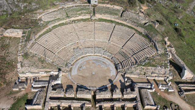 Arquitectura-2239344w640 Teatro de Filipos Foto Unesco