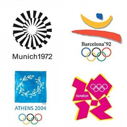 Olimpiadas en Europa (montaje logos propio)