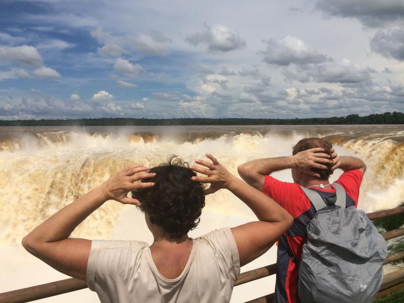 Cataratas Iguazú @angelaGonzaloM