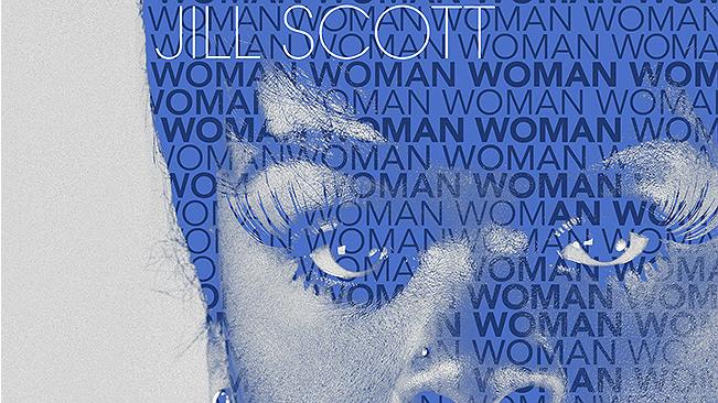 Jill Scott Lp-WomanOk