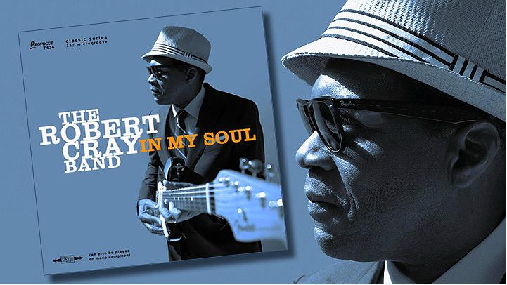 Robert Cray Lp-In my soulOk