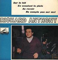 Richard Anthony Au revoir 1963 BLOG