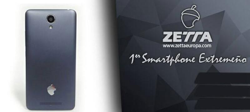 Zetta-smartphone