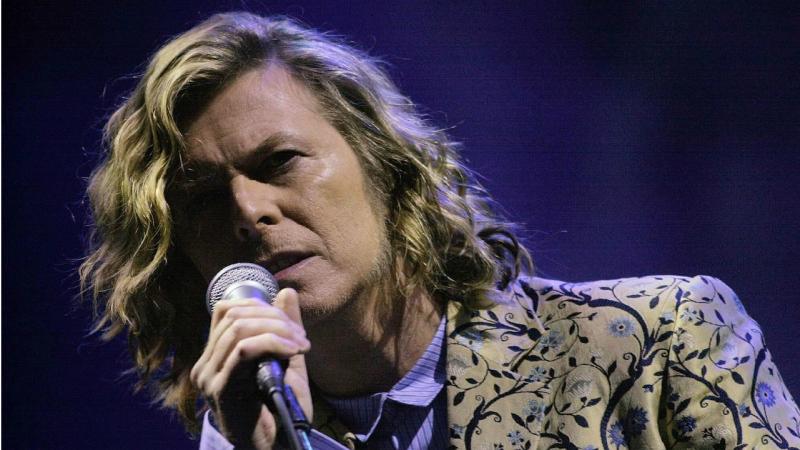 David Bowie liveOk