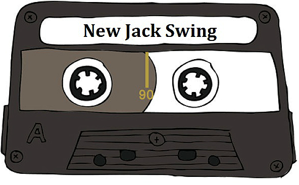 Casete - new jack swingOk