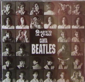 Quartetto da cinque BEATLES CD