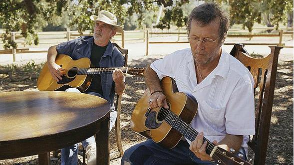 Eric Clapton & JJ CaleOk