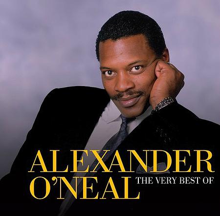 Alexander O' Neal - LpThe very best ofOk