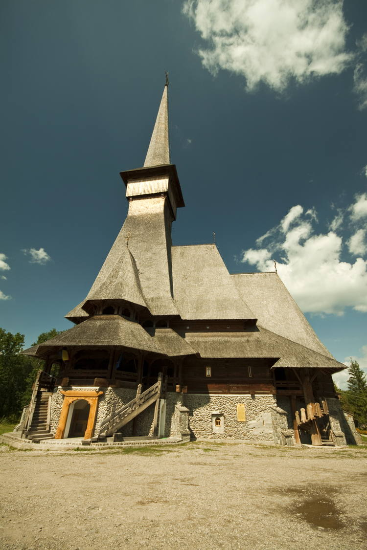 Wooden Churches of Maramures ©_Unesco_Andrea Albertino