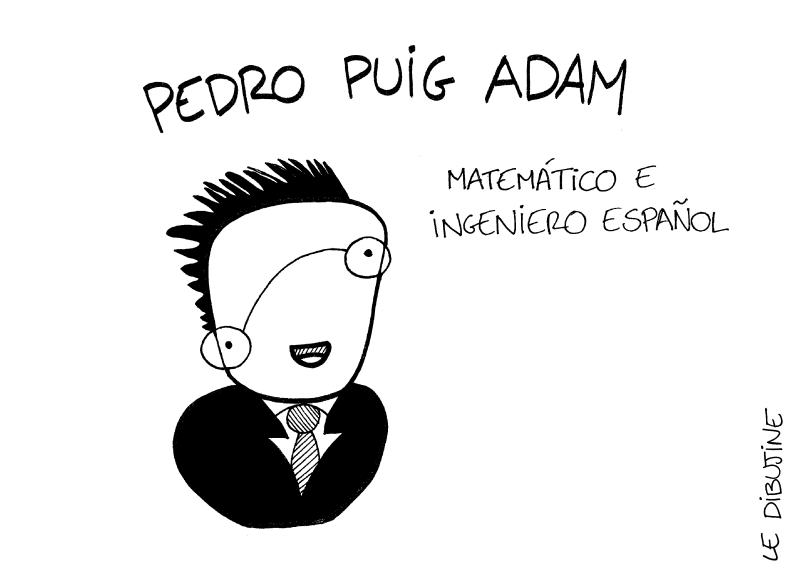 Pedro Puig Adam 2