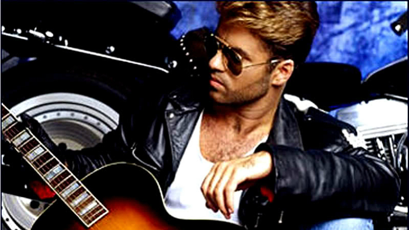 George Michael guitarraOk