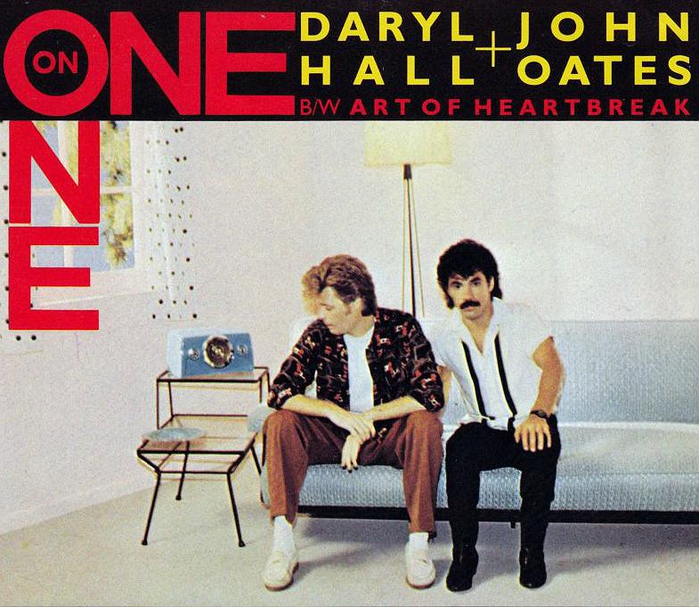 Daryl Hall & John Oates singl-One on oneOk