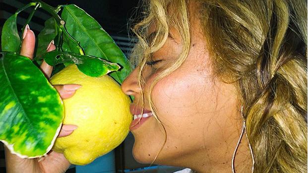 Beyonce con limónOk