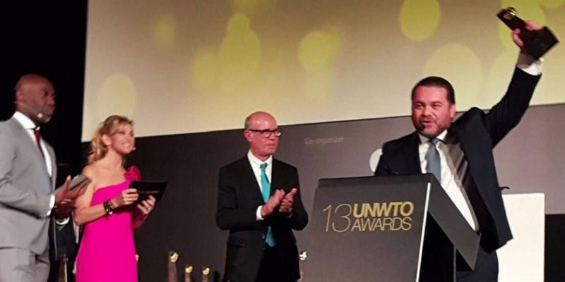 Guanajuato premio OMT 2017