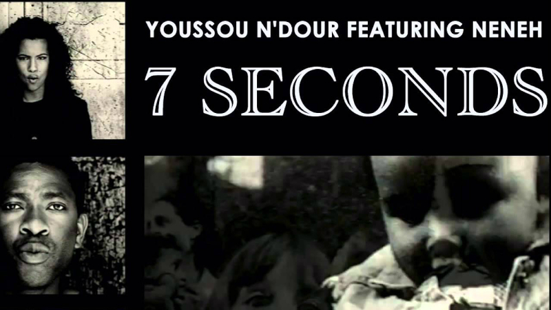 Youssou N'Dour & Neneh Cherry - 7secondsOk