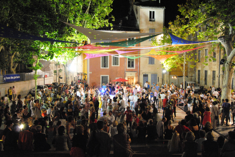 24. Jeudis de Nîmes. Photo OT Nîmes