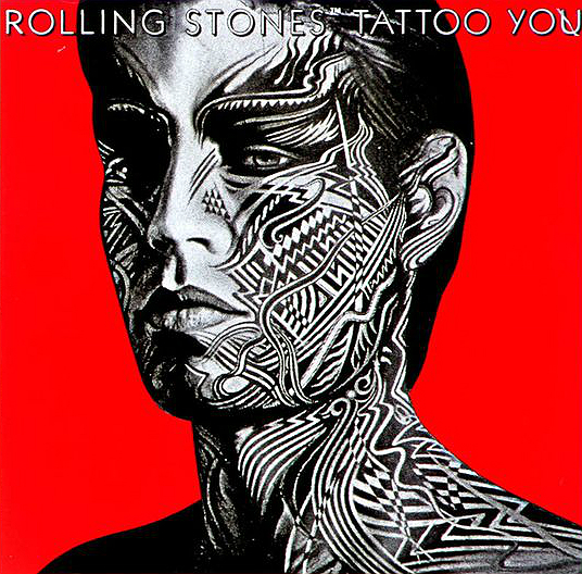 The Rolling Stones Lp-Tattoo youOk
