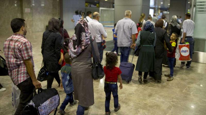 Refugiats a Espanya