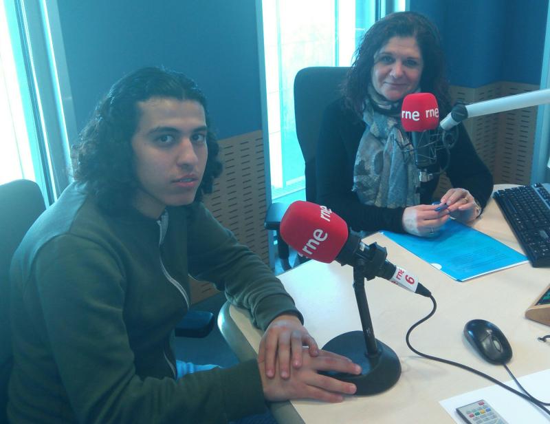 Ahmed Ali i jo