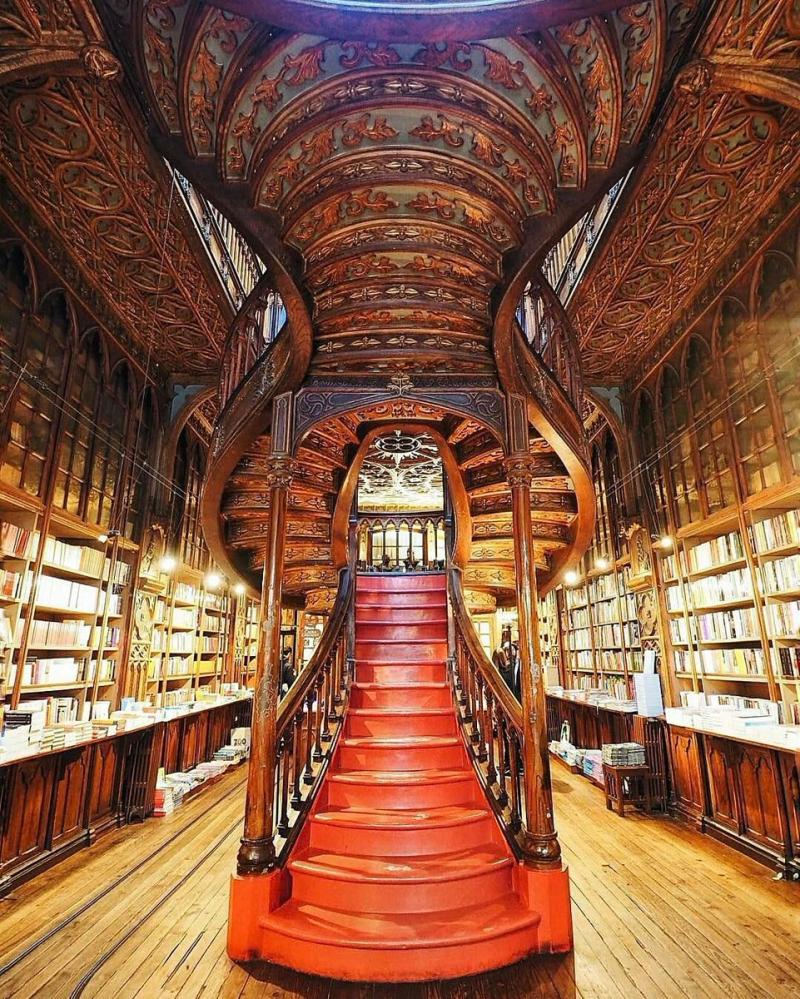 Libraria Lello_Foto internet