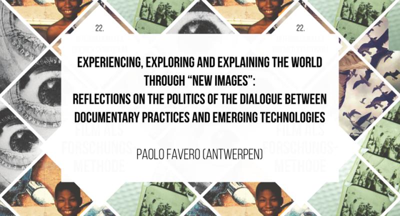 Cartel intervención Paolo Favero