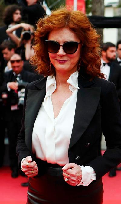 La-actriz-Susan-Sarandon