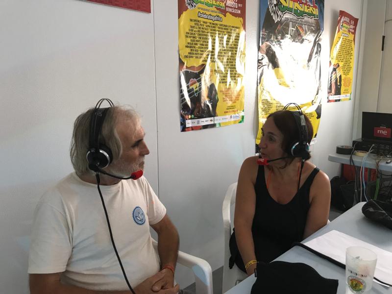 Mariano Bueno. Rototom