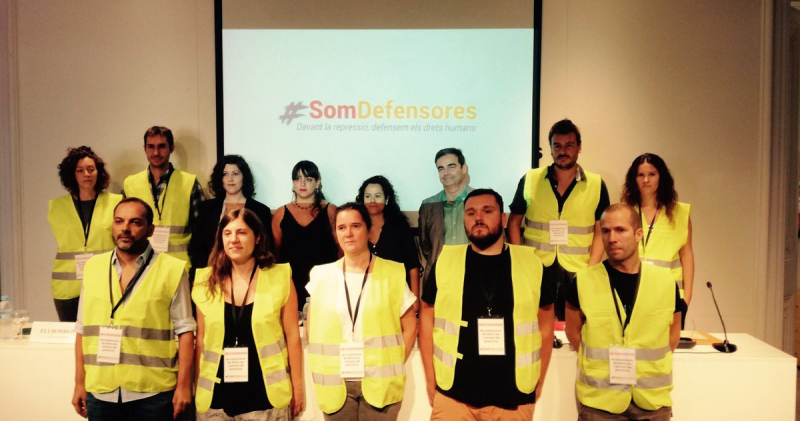 #SomDefensores