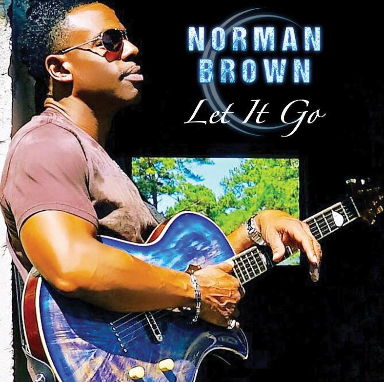 Norman-Brown-Let-It-GoOk