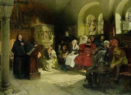 Hugo_Vogel_Luther_Wartburg_de Hugo Vogel_Foto Wikipedia